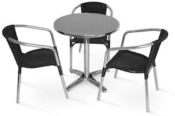 Cafeteria Chair and Table