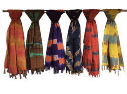 New Cotton Kantha Tie Dye Scarves