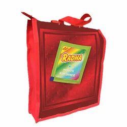 Metallic BOPP Shopping Bag