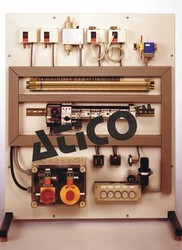 electrical installation in refrigeration systems