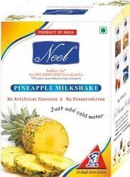 pineapple milk shake