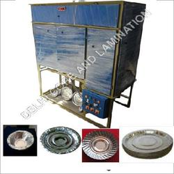 Fully Auto Four Rolls Paper Plate Making Machine