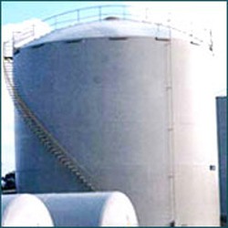 Mild Steel Storage Tanks