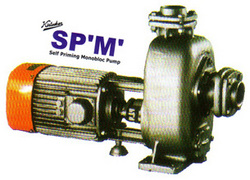 Kirloskar Self Priming Mud Pumps