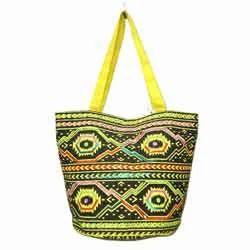 Elegant Printed Shopping Bag
