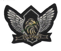 Clemas Blazer Badge