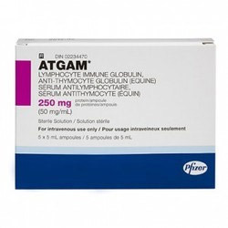 Antithymocyte Globulin 250 Mg