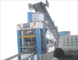 Fly Ash Brick Making Machine - MODEL FAL G 10