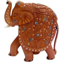 Fine Inlay Elephant