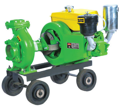 Portable Horizontal Pump Set