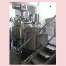 Lotion Gel Cream Manufacturing Plant
