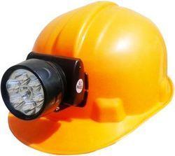 With Light Helmet