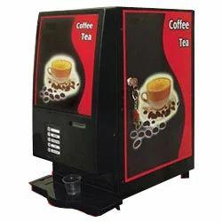 4 Option Nestle Vending Machine