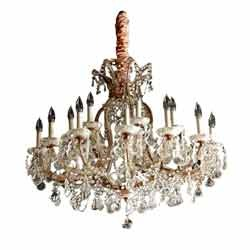 Designer Antique Chandelier