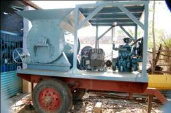 Cellular Lightweight Concrete Mixer