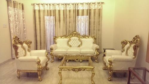 Living Room Furniture Sofa Set Exporter From Saharanpur