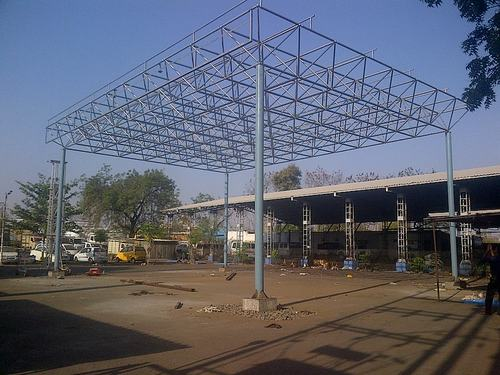 Space Frame At Rs 100 Kilogram Pre Engineered Building