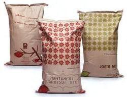 hdpe pp woven flexo printed bags