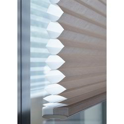 Motorized Duette Blinds