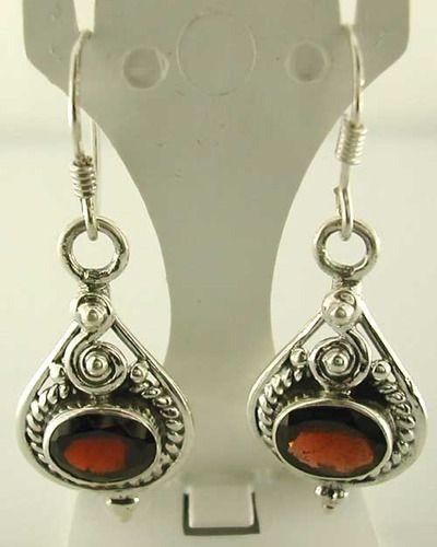 925 Silver Earrings Jewellery