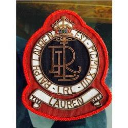 Embroidered Badges Coat