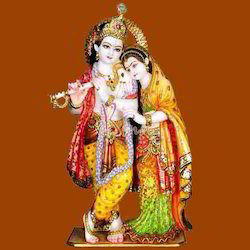 Marble Yugal Radha Krishna