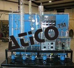 Glass Distillation Training Unit