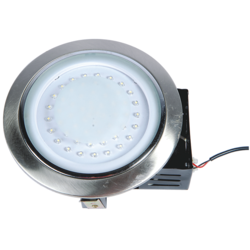 5W LED Dome - Recess Mounting Light