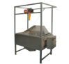 Semi Automatic Batch Frying Machine  - Diesel or Gas operated