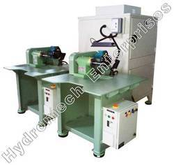 Multi Single Ended Buffing Machine with Dust Collector Unit