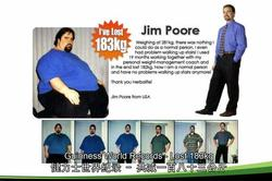 Jim Poore Weight Loss Story