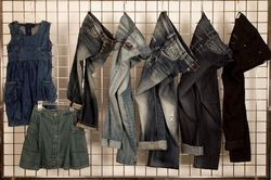 denim clothing