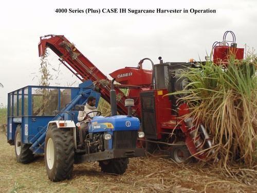 Sugarcane Harvester Case Ih 4000 Series New Holland