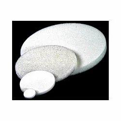 Quartz Porous Disc And Frittes