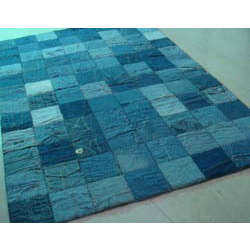 Recycled Denim carpet