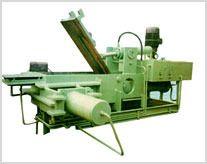Triple Action Hydraulic Baling Press