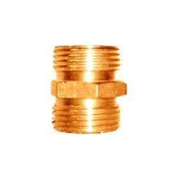Brass Double Nipple