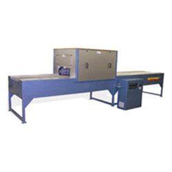 flat belt conveyorised oven