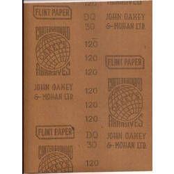 Wooden Flint Paper