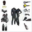 Under Water Diving Kit (Suit)