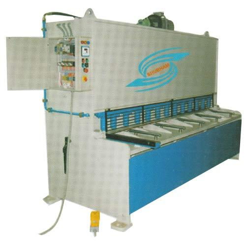 Automatic Hydraulic Shearing Machine