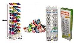 shoe rack 30 pairs amazing shoe storage 10 tier shoe