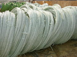 Coloured Blade Fencing Coil