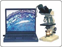 Computer Compatible Microscope
