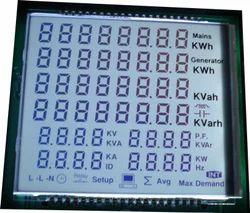 Energy Meter LCD