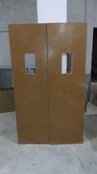 frp frame flush doors