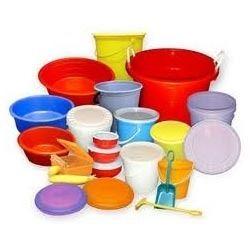 Plastic Molded Household Items