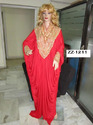 Silk Kaftan