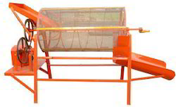 Manual Sand Screener