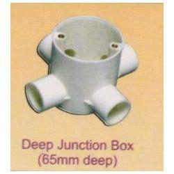 pvc deep junction box conduit fitting